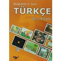 İlköğretim 5. Sınıf Türkçe Ders Kitabı