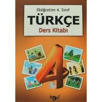 İlköğretim 4. Sınıf Türkçe Ders Kitabı