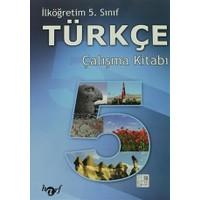 İlköğretim 5. Sınıf Türkçe Çalışma Kitabı
