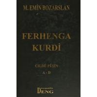 Ferhenga Kurdi
