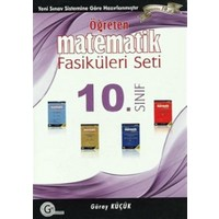 Öğreten Matematik Fasiküleri Seti 10. Sınıf