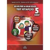 İmam Hatip Ortaokulu Din Kültürü ve Ahlak Bilgisi Test Kitapçığı 5. Sınıf
