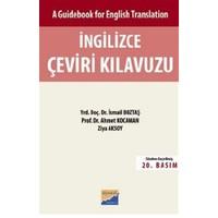 A Guidebook For English Translation İngilizce Çeviri Kılavuzu - Cevap Anahtarı
