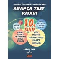 10. Sınıf Arapça Test Kitabı