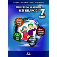 7. Sınıf İmam Hatip Ortaokulu Din Kültürü ve Ahlak Bilgisi Test Kitapçığı