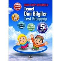 5. Sınıf İmam Hatip Ortaokulu Temel Dini Bilgiler Test Kitapçığı