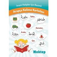 İmam Hatipler İçin Arapça Kelime Kartelası
