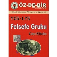 YGS-LYS Felsefe Grubu Cep Kitabı