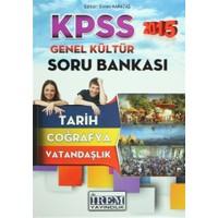 KPSS 2015 Genel Kültür Soru Bankası