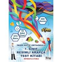 7. Sınıf Resimli Arapça Test Kitabı - Hasan Akreş