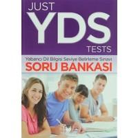 Just YDS Tests Yabancı Dil Bilgisi Seviye Belirleme Sınavı Soru Bankası