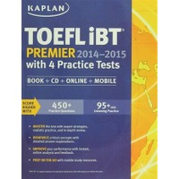 Toelf Ibt Premier 2014-2015