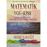 Matematik YGS - KPSS / YGS ve KPSS'de Çıkabilecek Soru Tipleri