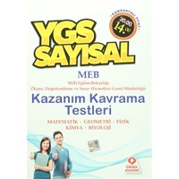 YGS Sayısal Kazanım Kavrama Testleri