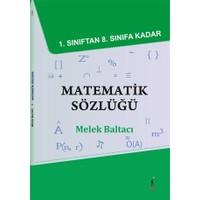 Matematik Sözlüğü - 1.Sınıftan 8.Sınıfa Kadar