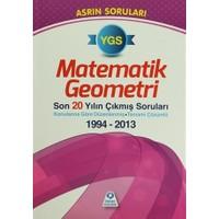 Asrın Soruları YGS Matematik Geometri 1994 - 2013 Çıkmış Soruları