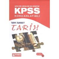 KPSS Tam İsabet Tarih Konu Anlatımlı