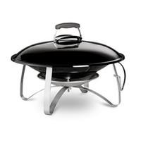 Weber 2750 -Fireplace Kömürlü Mangal-Siyah