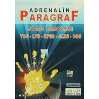 Adrenalin Paragraf Soru Bankası