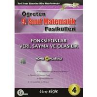 Öğreten 9. Sınıf Matematik Fasikülleri - Fonksiyonlar - Veri, Sayma ve Olasılık Konu Anlatımlı