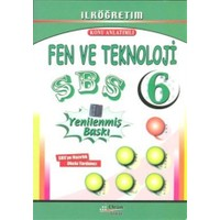 SBS İlk Öğretim 6 Fen ve Teknoloji Konu Anlatımlı