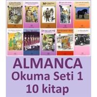Almanca Okuma Kitapları Set - 1 (10 Kitap Takım)