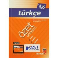 YGS Türkçe Özet Anlatım