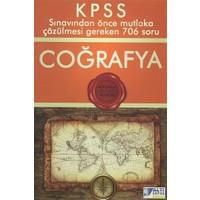 KPSS Coğrafya Sınavdan Önce Çözülmesi Gereken 706 Soru