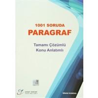 1001 Soruda Paragraf Tamamı Çözümlü Konu Anlatımlı