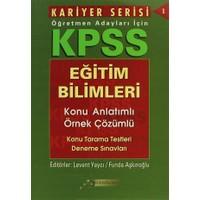 Öğretmen Adayları İçin KPSS Eğitim Bilimleri