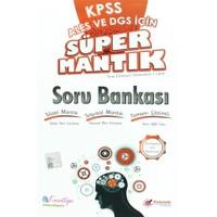 KPSS ALES ve DGS İçinSüper Mantık Soru Bankası