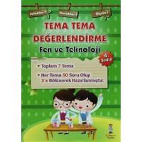 4. Sınıf Tema Tema Değerlendirme Fen ve Teknoloji