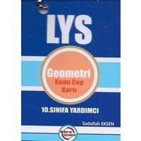 10. Sınıfa Yardımcı LYS Geometri Konu Cep Kartı