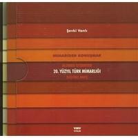 20. Yüzyıl Türk Mimarlığı (3 Kitap Takım Kutulu)