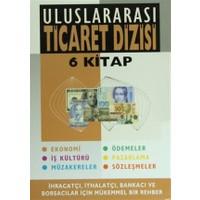 Uluslararası Ticaret Dizisi 6 Kitap Özel Kabı İçinde