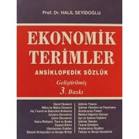 Ekonomik Terimler Ansiklopedik Sözlük