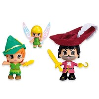 Pinypon Peter Pan Figür Set