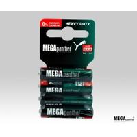 Mega Panther R03P İnce Pil 4Lü
