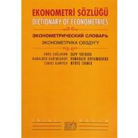 Ekonometri Sözlüğü