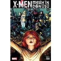 X - Men Mesih'in Dönüşü Cilt 1