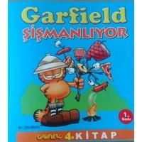 Garfield Şişmanlıyor - 4.Kitap