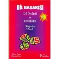 Dil Başarısı - Dil Ölçümü ve Etkinlikler İlköğretim 3. Sınıf