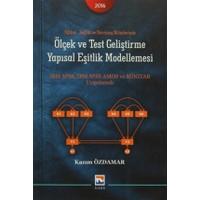 Eğitim Sağlık ve Davranış Bilimlerinde Ölçek ve Test Geliştirme Yapısal Eşitlik Modellemesi