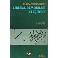 C. B. Maspherson'un Liberal Demokrasi Eleştirisi