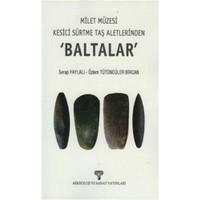 Milet Müzesi Kesici Sürtme Taş Aletlerinden Baltalar