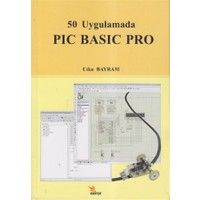 50 Uygulamada PIC BASIC PRO