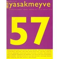 Yasakmeyve Sayı: 57 İki Aylık Şiir Dergisi