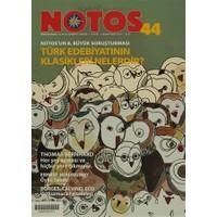 Notos Öykü İki Aylık Edebiyat Dergisi Sayı : 44
