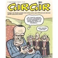 Gırgır Dergisi 9-15 Mart 2016 Sayı: 11