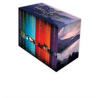 Harry Potter Box Set: The Complete Collection - J. K. Rowling